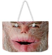 Serious Harry Weekender Tote Bag