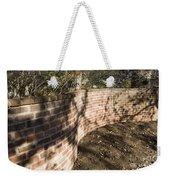 Serpentine Wall University Of Virginia Weekender Tote Bag