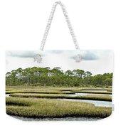 Serpentine Waters Weekender Tote Bag