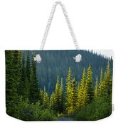 Set Down Your Coffee And Follow Me - 140702a-098 Weekender Tote Bag