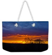 Setting Beauty Weekender Tote Bag