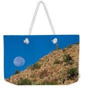Setting Moon Weekender Tote Bag