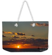 Setting Southwest Weekender Tote Bag