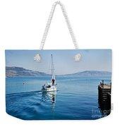 Setting The Sails Weekender Tote Bag