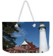 Seul Choix Lighthouse Weekender Tote Bag