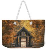 Seven Bridges Trail Head Weekender Tote Bag
