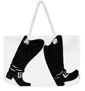 Seven League Boots Weekender Tote Bag