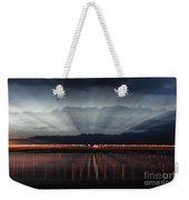 Severn Bridge Weekender Tote Bag