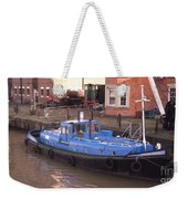 Severn Progress Weekender Tote Bag