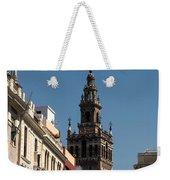 Seville - Giralda Weekender Tote Bag