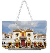 Seville Bullring In Spain Weekender Tote Bag