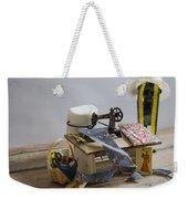 Sew Sweet Weekender Tote Bag
