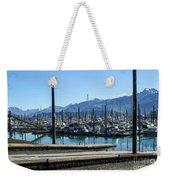 Seward Alaska Bay Weekender Tote Bag