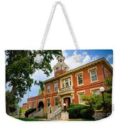 Sewickley Pennsylvania Municipal Hall Weekender Tote Bag