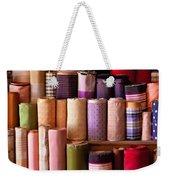 Sewing - Fabric  Weekender Tote Bag by Mike Savad