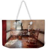 Sewing - Room - Grandma's Sewing Room Weekender Tote Bag