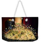 Sewing - The Pin Cushion Weekender Tote Bag