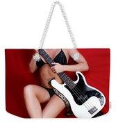 Sexy Guitar Weekender Tote Bag