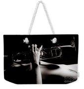 Sexy Trumpet Weekender Tote Bag