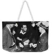 Sf Labor Leader Harry Bridges Weekender Tote Bag