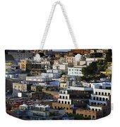 Sf View Weekender Tote Bag