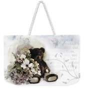 Shabby One Weekender Tote Bag