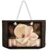 Shabby Vintage Magnolia Weekender Tote Bag