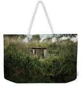 Shack In The Park Weekender Tote Bag