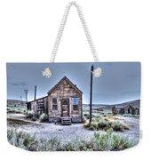 Shacks At Bodie Weekender Tote Bag