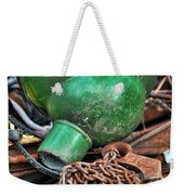 Shade And Chain Weekender Tote Bag