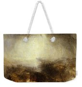 Shade And Darkness - The Evening Of The Deluge Weekender Tote Bag