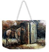 Shade For My Horse Weekender Tote Bag