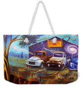 Shade Tree Hot Rods Weekender Tote Bag