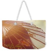Shaded From The Sun Weekender Tote Bag
