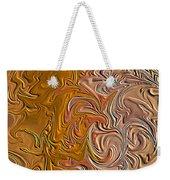 Shades Of Brown Weekender Tote Bag