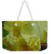 Shades Of Iris Weekender Tote Bag