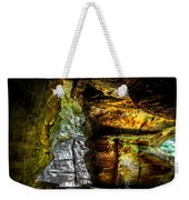 Shades Of Light And Color Weekender Tote Bag