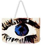 Shades Of Mary Weekender Tote Bag