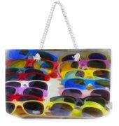 Shades Of Shades Weekender Tote Bag