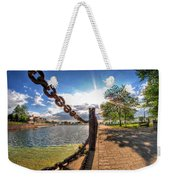 Shadow And Light V2 Weekender Tote Bag