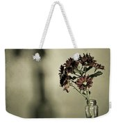 Shadow Art Weekender Tote Bag