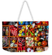Shadow Box Collection Weekender Tote Bag