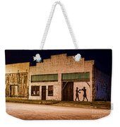 Shadow Boxing Weekender Tote Bag by Gary Holmes