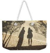 Shadow Friends Weekender Tote Bag