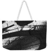 Shadow Heart Advanced Pencil Weekender Tote Bag
