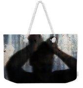 Shadow Of A Man Weekender Tote Bag