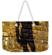 Shadow Of Michaelangelo's David Weekender Tote Bag