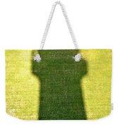 Shadow Of Tybee Lighthouse Weekender Tote Bag