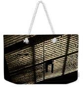 Shadow Patterns Weekender Tote Bag