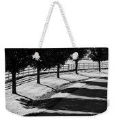 Shadow Patterns Weekender Tote Bag